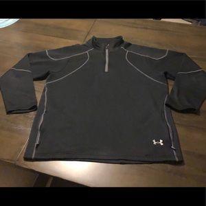 Under Armour Men's Quilted Pattern Sweatshirt XL